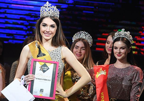 Самые красивые участницы конкурсов «Топ-модель России» и «Топ-модель Plus»
